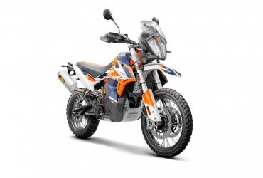 2020 KTM 790 ADVENTURE R RALLY LIMITED EDITION