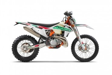 2021 KTM EXC 300 TPI SIX DAYS