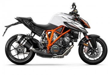 2019 KTM 1290 SUPERDUKE R BLACK/WHITE