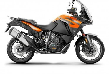 2019 KTM 1290 SUPER ADVENTURE S ORANGE