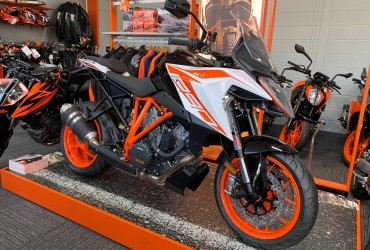 2019 KTM 1290 SuperDuke GT - Pre Registered - 0 miles