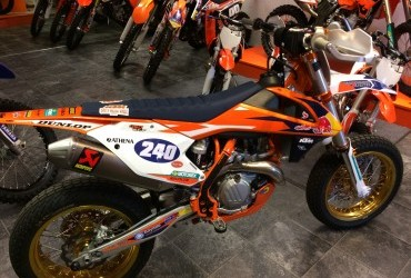 ktm supermoto offroad bikes for sale kendal cumbria. Black Bedroom Furniture Sets. Home Design Ideas