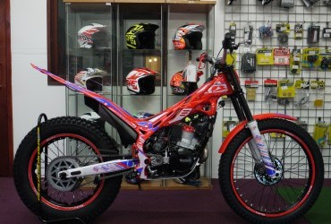 BRAND NEW 2017 BETA EVO 300 FACTORY TRIALS BIKE