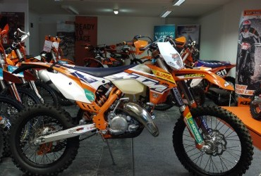2015 KTM 125 EXC FACTORY EDITION