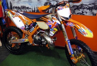 2015 300 exc 'special'