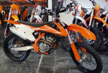 2018 250 SXF 'in stock now'