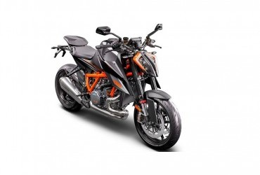 2020 KTM 1290 Superduke R Black