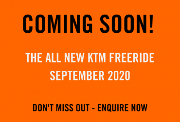KTM Freeride September 2020