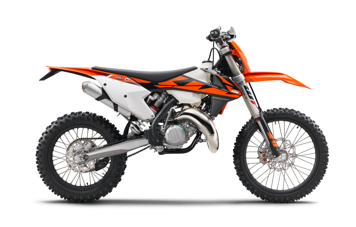 ktm xc w 125 2018 new ktm bikes triple d motosport. Black Bedroom Furniture Sets. Home Design Ideas