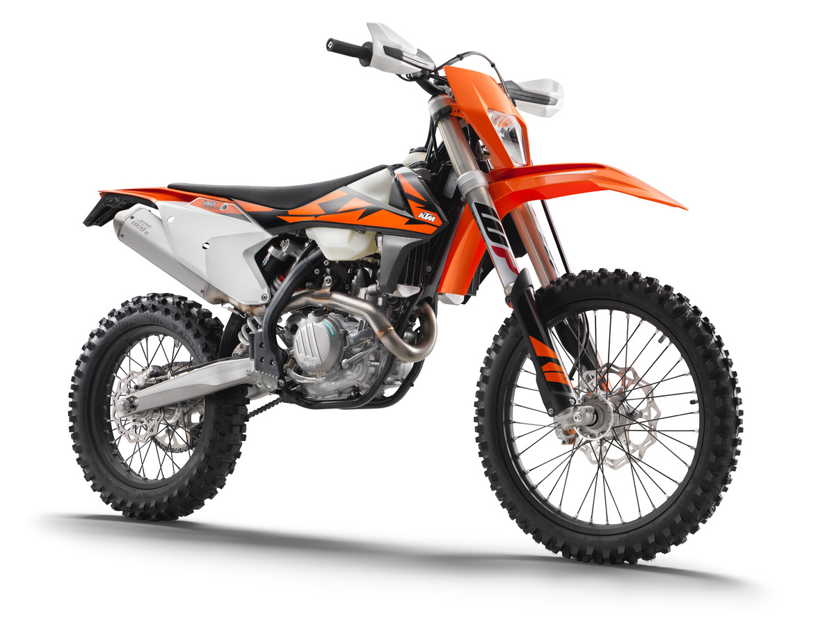 ktm 450 exc f 2018 new ktm bikes triple d motosport. Black Bedroom Furniture Sets. Home Design Ideas