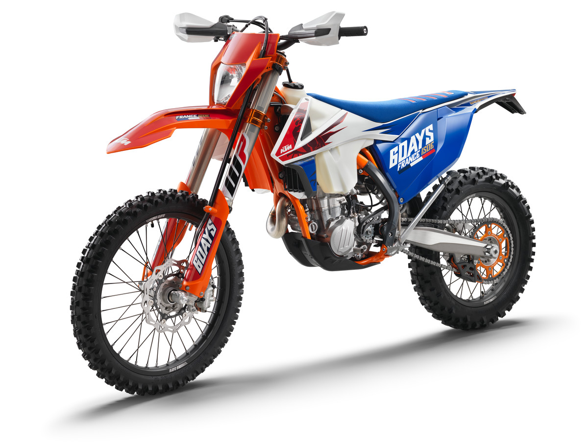 2018 ktm enduro. wonderful 2018 2018 ktm excf six day 500 and ktm enduro b