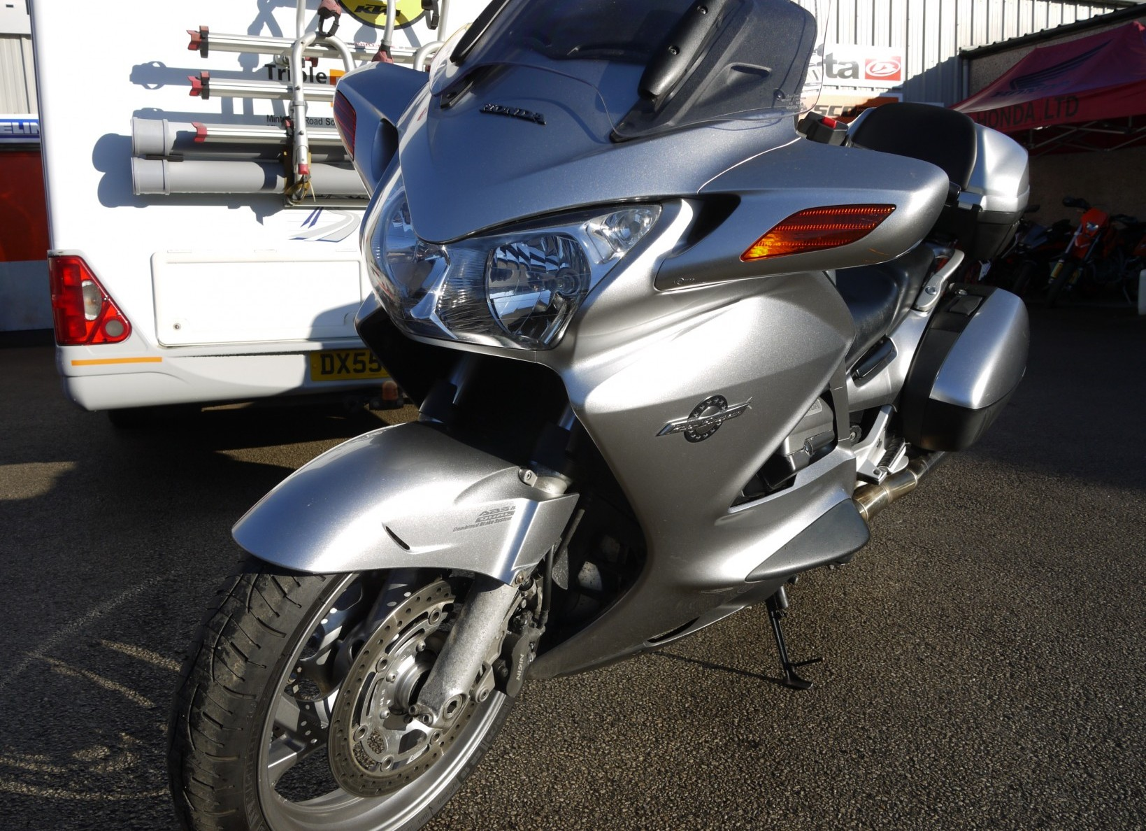 2007 honda st 1300 pan european for sale kendal cumbria. Black Bedroom Furniture Sets. Home Design Ideas