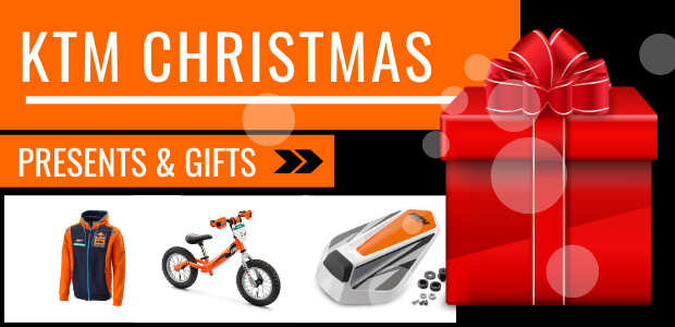 KTM Christmas Gifts & Presents