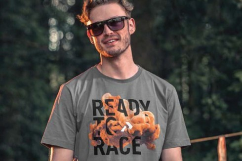 Ready to Race T-Shirt from KTM