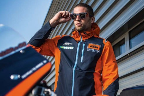 KTM Team Wear Clothing