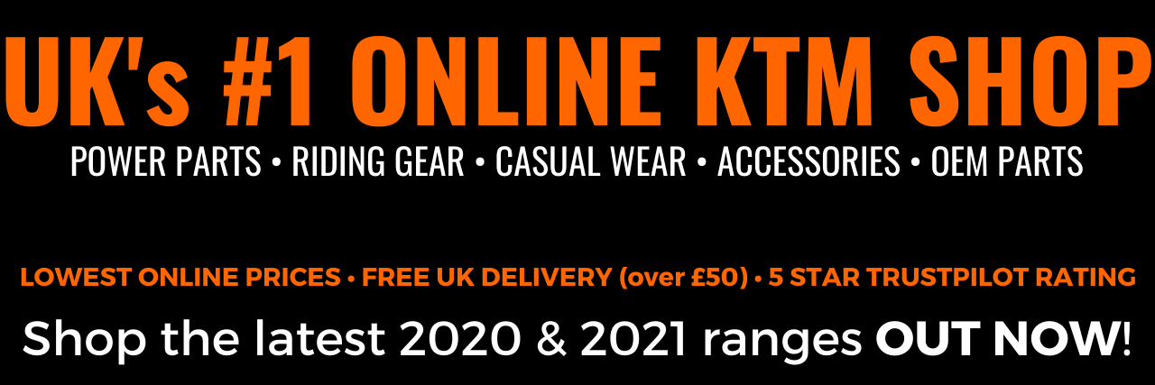 UK's Number One KTM Dealer