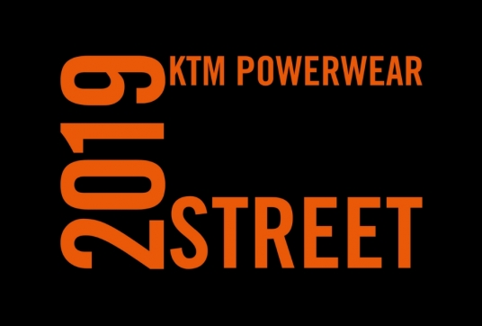 All New 2019 Street, Road and Adventure KTM PowerWear