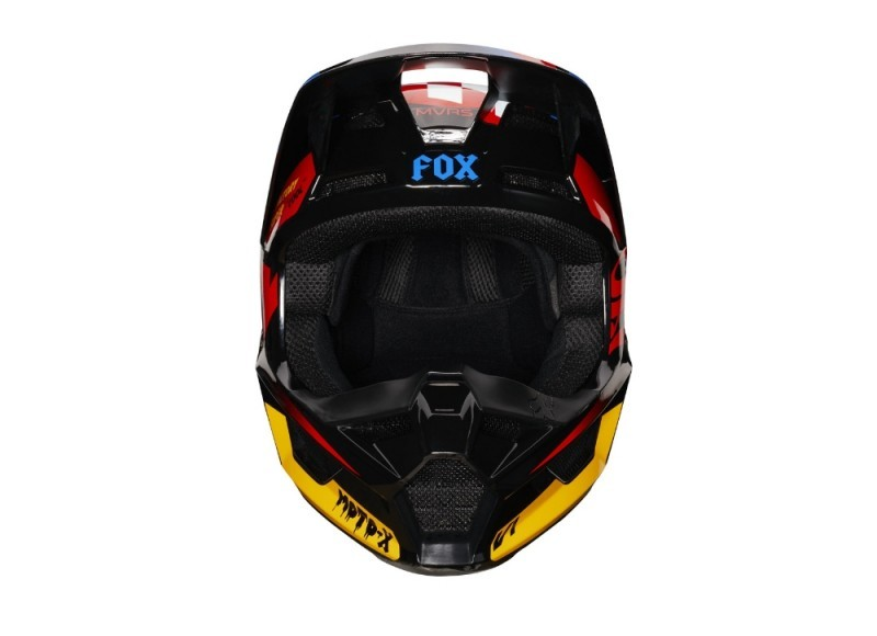 FOX CZAR YOUTH HELMET FRONT