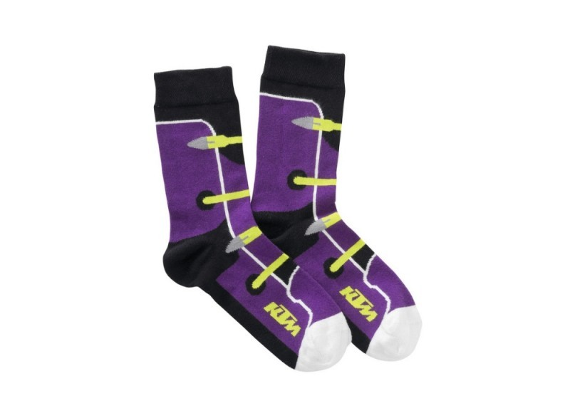 KTM Girls racing Boot Socks