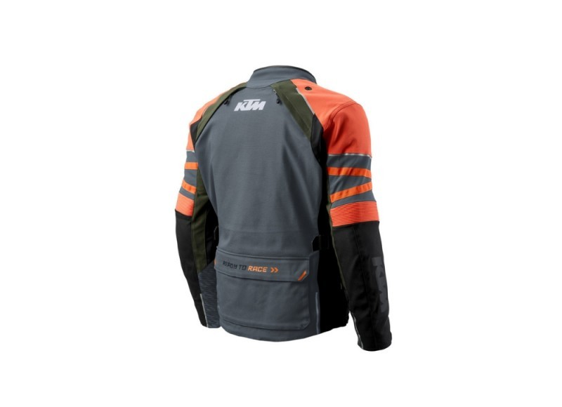 KTM Adventure R Jacket rear