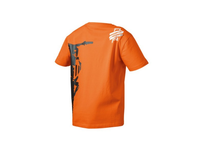 KTM KIDS RADICAL TEE BACK