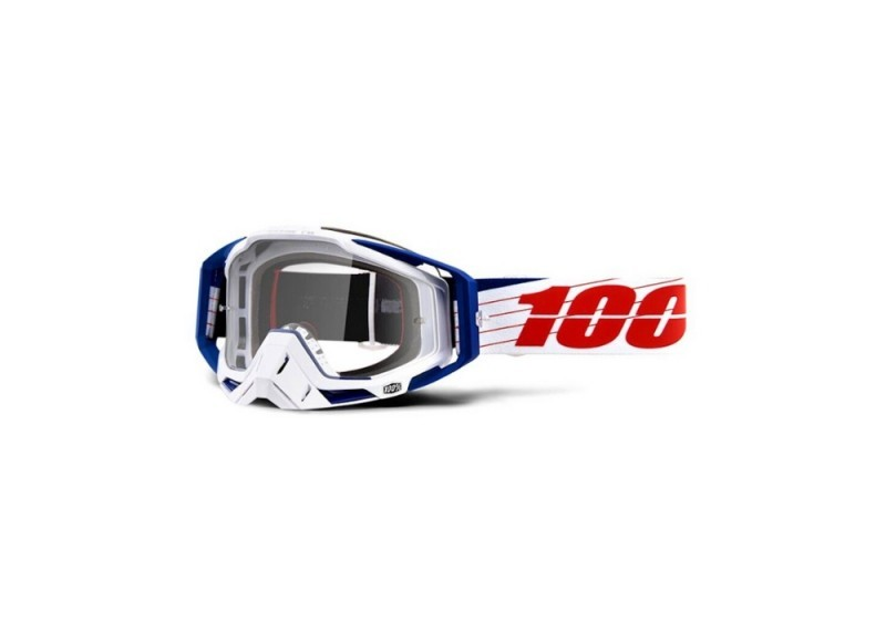 100% RACECRAFT BIBAL GOGGLE
