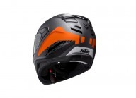 KTM APEX HELMET REAR