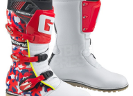 GEARNE CLASSIC BOOT CAMO RED