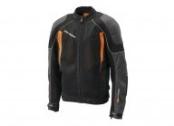 Vented Jacket Front