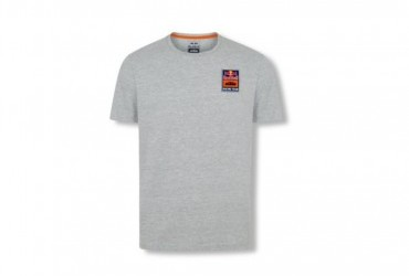 RB KTM PATCH TEE GREY