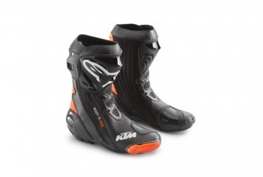 2020 KTM Supertech R Boots black/orange