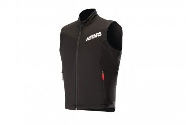 2021 Alpinestar Session Gillet black/red