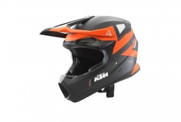 2021 KTM COMP LIGHT HELMET