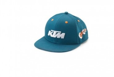 2021 KTM KIDS RADICAL CAP BLUE