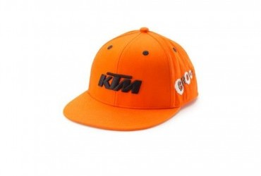 2021 KTM KIDS RADICAL CAP ORANGE