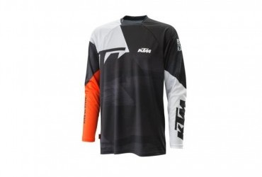 2021 KTM POUNCE SHIRT BLACK