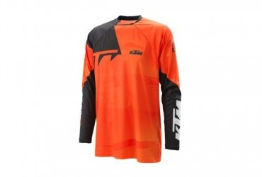 2021 KTM POUNCE SHIRT ORANGE