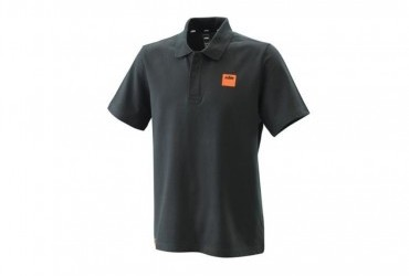 2021 KTM PURE RACING POLO BLACK