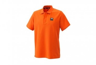 2021 KTM PURE RACING POLO ORANGE