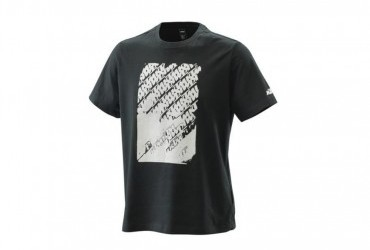 2021 KTM RADICAL LOGO TEE BLACK