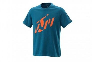 2021 KTM RADICAL SLICED TEE BLUE