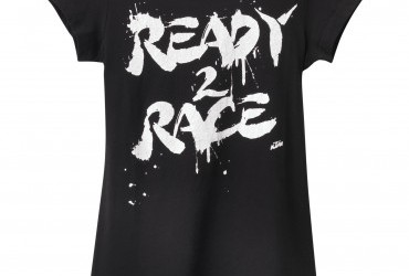 GIRLS READY TO RACE TEE