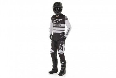 2020 Alpinestar Racer Kit Black/wh
