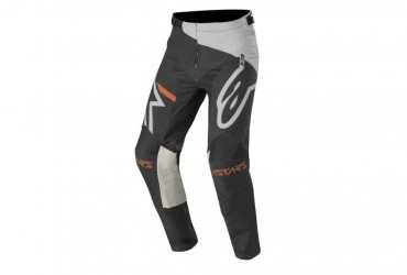 ALPINESTARS 2020 RACER TECH COMPASS PANTS LIGHT GREY/BLACK