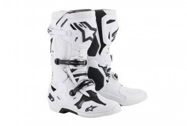 ALPINESTARS TECH 10 BOOT WHITE
