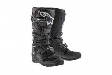 ALPINESTARS TECH 7 ENDURO BOOT BLACK