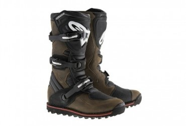ALPINESTARS TECH-T BOOT BROWN OILED
