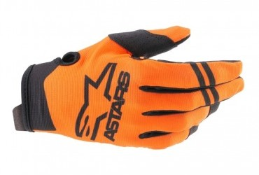 ALPINESTAR 2021 RADAR YOUTH GLOVES ORANGE