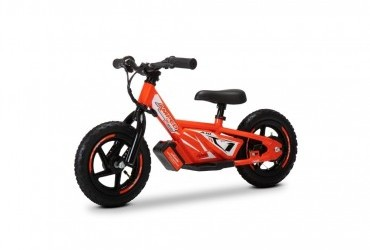 AMPED A10 ELECTRIC BALANCE BIKE RED