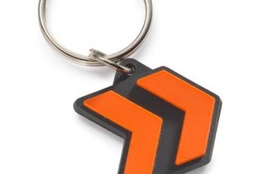 KTM ARROW RUBBER KEYHOLDER